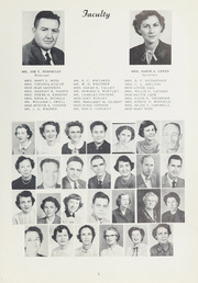 Page 9, 1951 Edition, Washington High School - Packromak Yearbook (Washington, NC) online yearbook collection