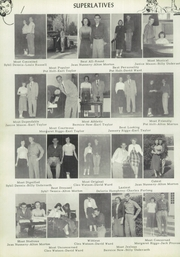 Page 16, 1953 Edition, Swansboro High School - Pirate Yearbook (Swansboro, NC) online yearbook collection
