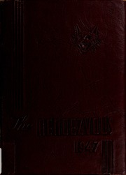 1947 Edition, Randleman High School - Rendezvous Yearbook (Randleman, NC)