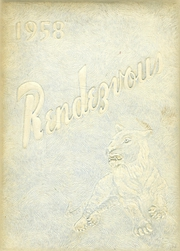 1958 Edition, Randleman High School - Rendezvous Yearbook (Randleman, NC)