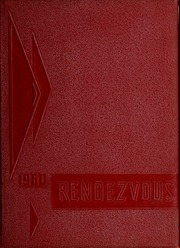 1960 Edition, Randleman High School - Rendezvous Yearbook (Randleman, NC)