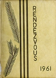 1961 Edition, Randleman High School - Rendezvous Yearbook (Randleman, NC)