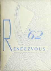 1962 Edition, Randleman High School - Rendezvous Yearbook (Randleman, NC)