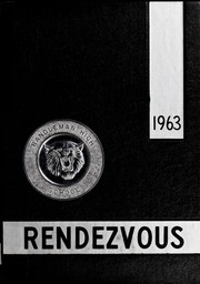 1963 Edition, Randleman High School - Rendezvous Yearbook (Randleman, NC)