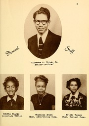 Page 11, 1948 Edition, E E Smith High School - Smithsonian Yearbook (Fayetteville, NC) online yearbook collection