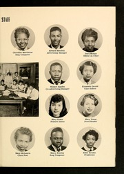 Page 13, 1954 Edition, E E Smith High School - Smithsonian Yearbook (Fayetteville, NC) online yearbook collection