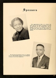Page 14, 1954 Edition, E E Smith High School - Smithsonian Yearbook (Fayetteville, NC) online yearbook collection