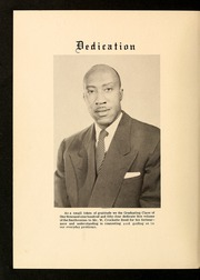 Page 8, 1954 Edition, E E Smith High School - Smithsonian Yearbook (Fayetteville, NC) online yearbook collection