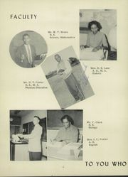 Page 14, 1959 Edition, E E Smith High School - Smithsonian Yearbook (Fayetteville, NC) online yearbook collection