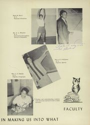 Page 17, 1959 Edition, E E Smith High School - Smithsonian Yearbook (Fayetteville, NC) online yearbook collection
