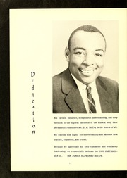 Page 10, 1960 Edition, E E Smith High School - Smithsonian Yearbook (Fayetteville, NC) online yearbook collection