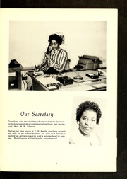 Page 13, 1960 Edition, E E Smith High School - Smithsonian Yearbook (Fayetteville, NC) online yearbook collection