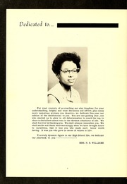 Page 10, 1961 Edition, E E Smith High School - Smithsonian Yearbook (Fayetteville, NC) online yearbook collection