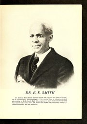 Page 11, 1962 Edition, E E Smith High School - Smithsonian Yearbook (Fayetteville, NC) online yearbook collection