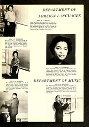Page 17, 1962 Edition, E E Smith High School - Smithsonian Yearbook (Fayetteville, NC) online yearbook collection