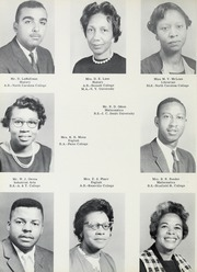 Page 14, 1966 Edition, E E Smith High School - Smithsonian Yearbook (Fayetteville, NC) online yearbook collection