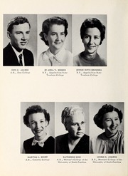Page 10, 1959 Edition, Central Davidson High School - Spartan Yearbook (Lexington, NC) online yearbook collection