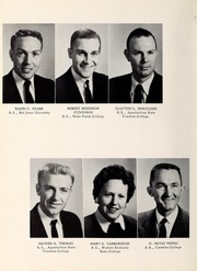 Page 12, 1959 Edition, Central Davidson High School - Spartan Yearbook (Lexington, NC) online yearbook collection