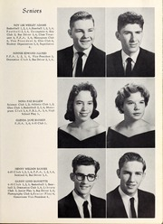 Page 15, 1959 Edition, Central Davidson High School - Spartan Yearbook (Lexington, NC) online yearbook collection