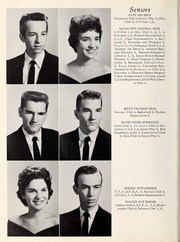 Page 16, 1959 Edition, Central Davidson High School - Spartan Yearbook (Lexington, NC) online yearbook collection