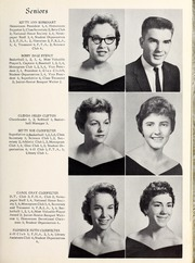 Page 17, 1959 Edition, Central Davidson High School - Spartan Yearbook (Lexington, NC) online yearbook collection