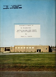 Page 2, 1961 Edition, Central Davidson High School - Spartan Yearbook (Lexington, NC) online yearbook collection