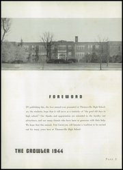 Page 6, 1944 Edition, Thomasville High School - Growler Yearbook (Thomasville, NC) online yearbook collection