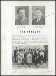 Page 8, 1944 Edition, Thomasville High School - Growler Yearbook (Thomasville, NC) online yearbook collection