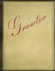 Page 1, 1950 Edition, Thomasville High School - Growler Yearbook (Thomasville, NC) online yearbook collection