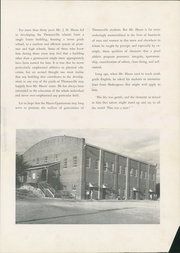 Page 11, 1950 Edition, Thomasville High School - Growler Yearbook (Thomasville, NC) online yearbook collection