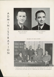 Page 12, 1950 Edition, Thomasville High School - Growler Yearbook (Thomasville, NC) online yearbook collection
