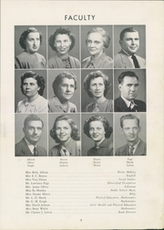 Page 13, 1950 Edition, Thomasville High School - Growler Yearbook (Thomasville, NC) online yearbook collection