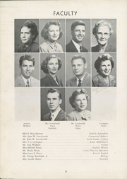 Page 14, 1950 Edition, Thomasville High School - Growler Yearbook (Thomasville, NC) online yearbook collection