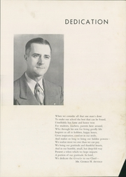 Page 9, 1950 Edition, Thomasville High School - Growler Yearbook (Thomasville, NC) online yearbook collection