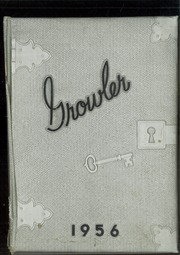 Page 1, 1956 Edition, Thomasville High School - Growler Yearbook (Thomasville, NC) online yearbook collection