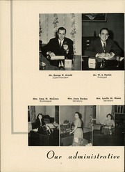Page 10, 1956 Edition, Thomasville High School - Growler Yearbook (Thomasville, NC) online yearbook collection