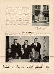 Page 11, 1956 Edition, Thomasville High School - Growler Yearbook (Thomasville, NC) online yearbook collection