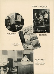 Page 12, 1956 Edition, Thomasville High School - Growler Yearbook (Thomasville, NC) online yearbook collection