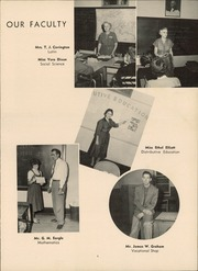 Page 13, 1956 Edition, Thomasville High School - Growler Yearbook (Thomasville, NC) online yearbook collection