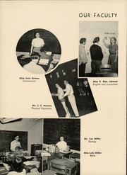 Page 14, 1956 Edition, Thomasville High School - Growler Yearbook (Thomasville, NC) online yearbook collection