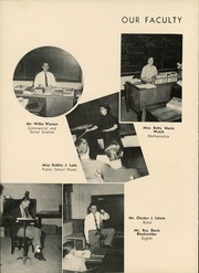 Page 16, 1956 Edition, Thomasville High School - Growler Yearbook (Thomasville, NC) online yearbook collection