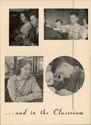 Page 7, 1956 Edition, Thomasville High School - Growler Yearbook (Thomasville, NC) online yearbook collection