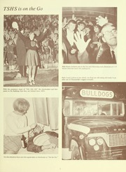 Page 11, 1968 Edition, Thomasville High School - Growler Yearbook (Thomasville, NC) online yearbook collection