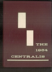 1964 Edition, Greene Central High School - Centralis Yearbook (Snow Hill, NC)