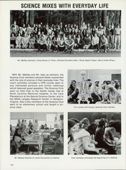 Page 178, 1979 Edition, Northeast Guilford High School - Aries Yearbook (McLeansville, NC) online yearbook collection