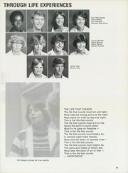 Northeast Guilford High School - Aries Yearbook (McLeansville, NC) online yearbook collection, 1979 Edition, Page 93
