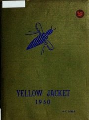 1950 Edition, Carver High School - Memories Yearbook (Winston Salem, NC)