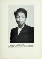 Page 7, 1954 Edition, Carver High School - Memories Yearbook (Winston Salem, NC) online yearbook collection
