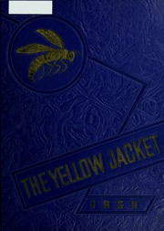 1959 Edition, Carver High School - Memories Yearbook (Winston Salem, NC)