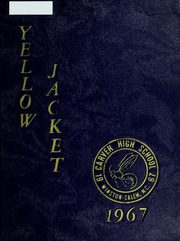 1967 Edition, Carver High School - Memories Yearbook (Winston Salem, NC)